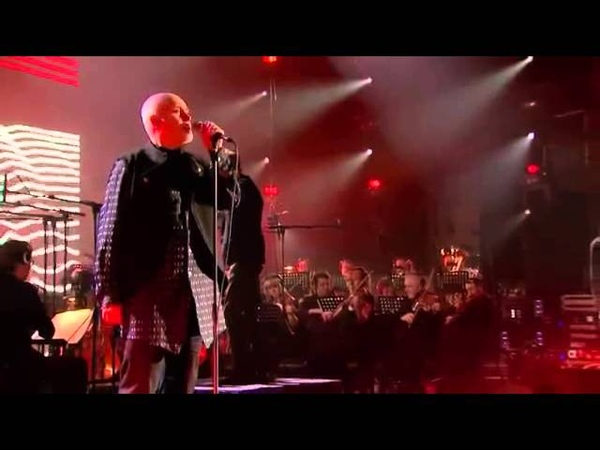 Peter Gabriel HD 'Après Moi' New Blood Orchestra Live in London