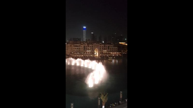 Танцующие фонтаны Дубаи » Freewka.com - Смотреть онлайн в хорощем качестве