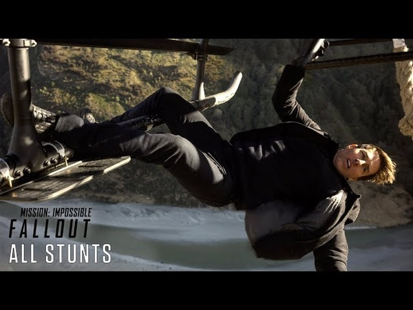 Mission: Impossible-Fallout (2018)- All Stunts- Paramount Pictures
