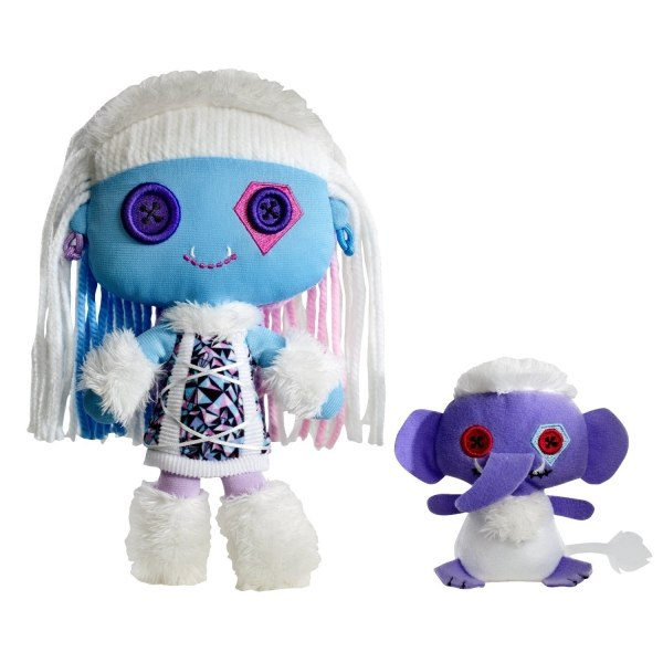 Мягкие игрушки монстр хай эбби