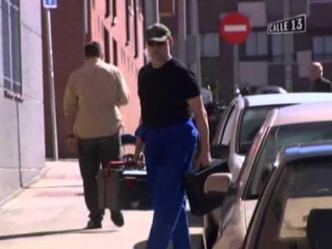 Policias 3x14 El horror como eje de la trama