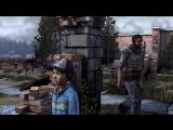 The Walking Dead Прохождение На Русском #10 — СЕЗОН 2 ЭПИЗОД 4