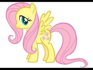 Мой маленький пони Спасение элемента гармонии Флаттершай, игра как мультик для детей
