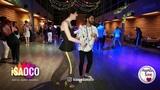 Frankie Martinez and Ruzanna Djagaryan Salsa Dancing in Mambolove, Saturday 09.06.2018