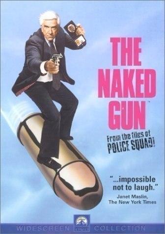 1. Голый пистолет (1988)