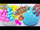 Satisfying Slime ASMR   RELAXING SLIME for Kids   Rahatlatıcı Slime Videoları 03