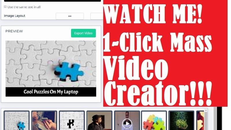 VidCuratorFX2 0 Review: Bulk Video Creator 100's Videos 1-Click!
