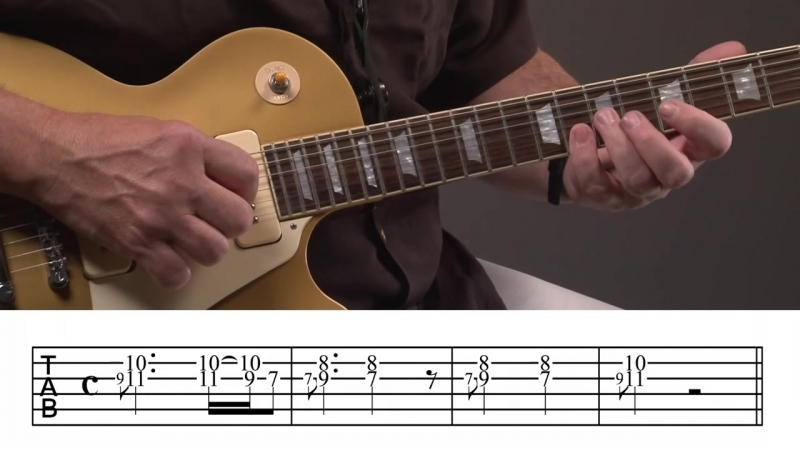 Jody Worrell - Southern Rock Guitar Solo Lesson