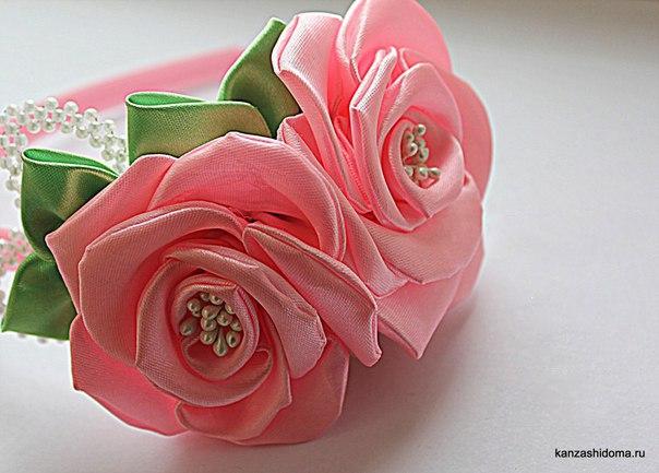Как сделать цветок розы из таких - Lepdekor.ru