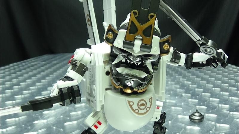 Toywolf DIRTY MAN EmGos Transformers Reviews N Stuff