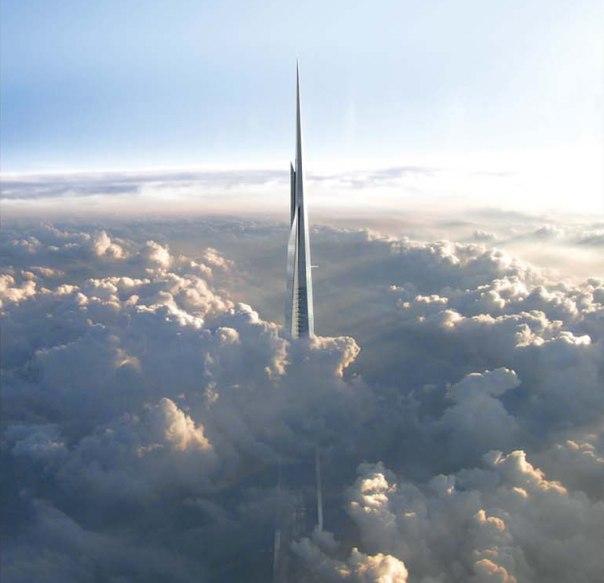 Начали строить высочайшее здание на планете
