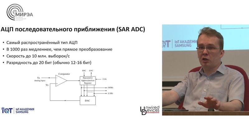 2D Программирование микроконтроллеров Занятие 5