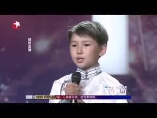 Мальчик монгол Удам заставил плакать весь Китай (Внутренняя Монголия, КНР)