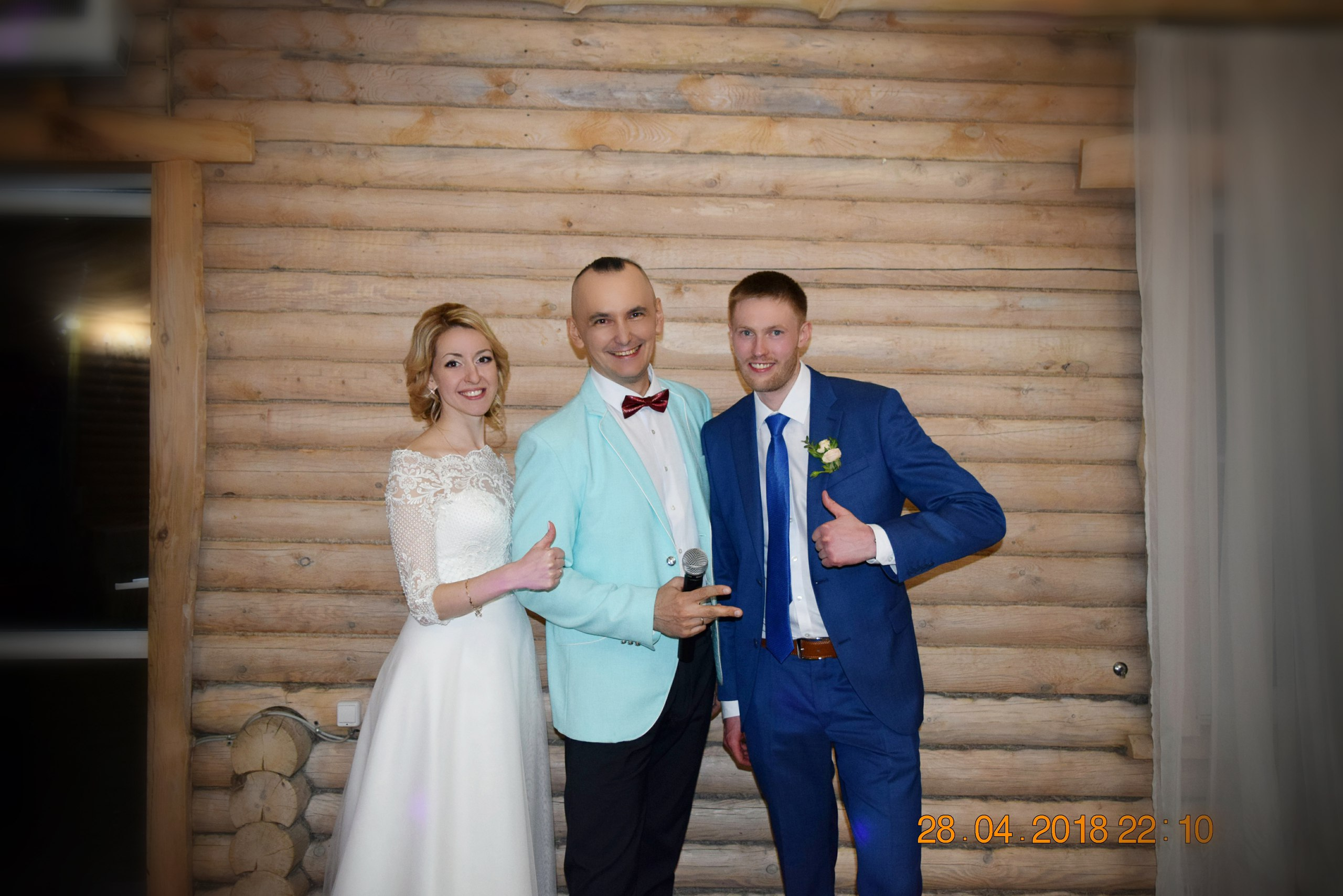 IqjyFRvakaU - Свадьба Данила и Алины