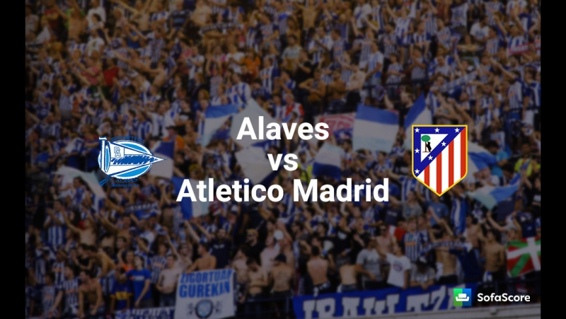 АТЛЕТИКО МАДРИД - АЛАВЕС Испания. Ла Лига. 16 декабря 2017, 22:45