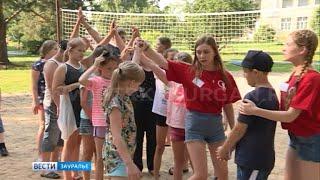 В детском лагере Сосновая роща - новая смена с лечебным эффектом
