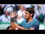 2014 Monte 12 Roger Federer vs Novak Djokovic Highlight
