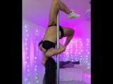 Reya Sunshine pole dance (порно, секс, эротика, попка, booty, anal, анал, сиськи, boobs, brazzers)
