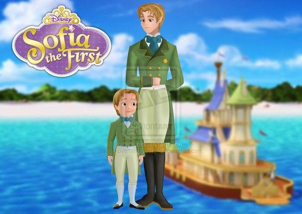 Игра Принцесса София Играть В Принцессу Софию