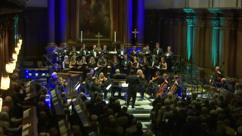 G. F. Händel - Messiah, HWV 56 - Academy of Ancient Music Voces8 [Barnaby Smith] - 05.12.2018 (starts 09:34)