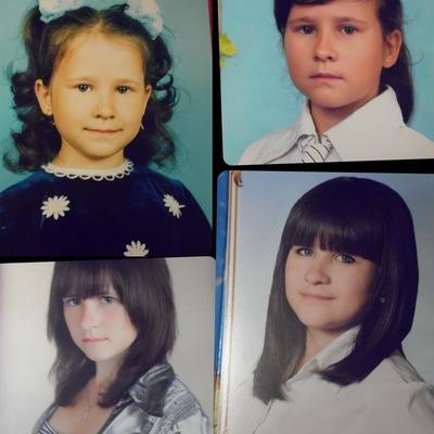Юлия Чалых, 5 ноября 1995, Курганинск, id99506321