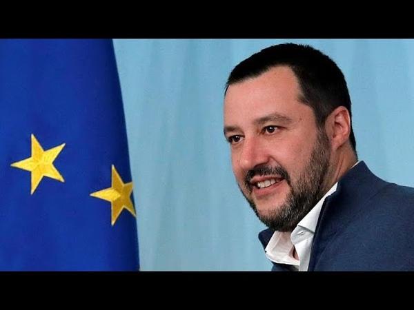Wer gewinnt Europawahl? Salvini laut Umfrage auf Erfolgskurs