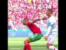 Cristiano Ronaldo против Марокко