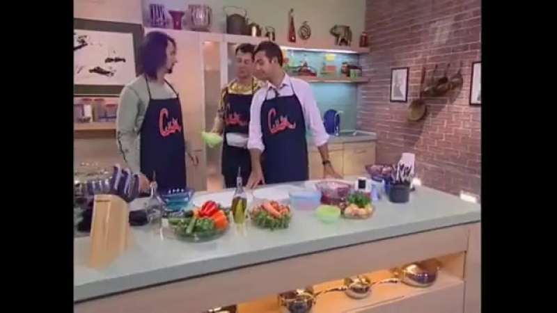 Смак (Первый канал, 24.02.2007) Чай вдвоем