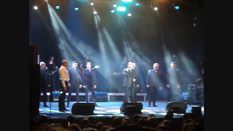 Хор Турецкого в Петрозаводске поет со зрителями