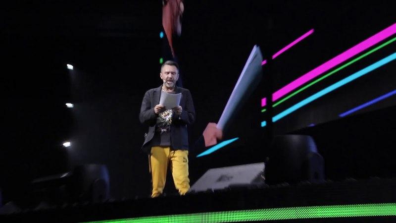 шнур Полное выступление Сергея Шнурова Ленинград на АмоКонф в Олимписком 4 апреля