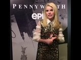 EPIX Paloma Faith - at Television Critics Association (TCA) In interview promote SERIE PENNYWORTH