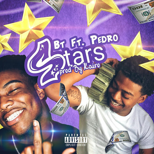 BT альбом Stars (feat. Pedro)