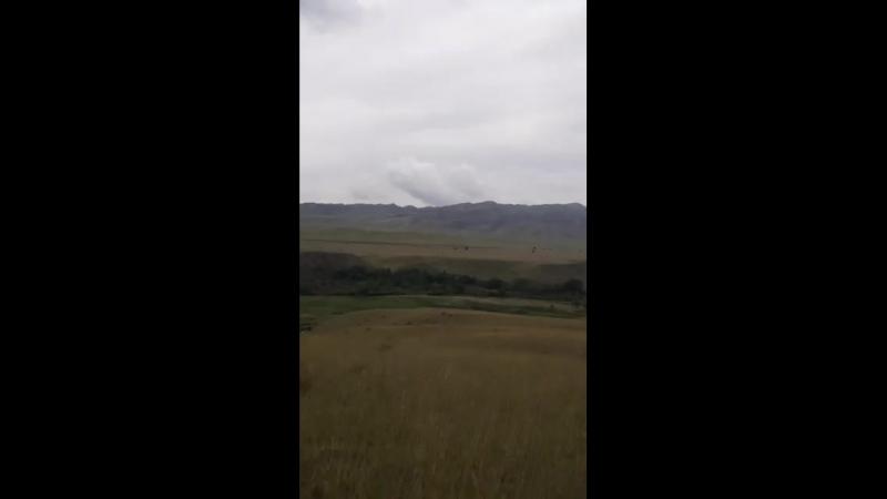 Біздің жер Китің😍Анда-санда осылай тауға шығып қуып тұрамыз 😉😊😆😄