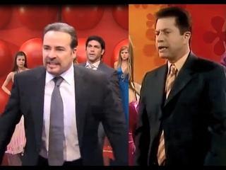Mi Gorda Bella vs Llena de Amor-Juan/Emiliano cachetea Ariadna/Kristel