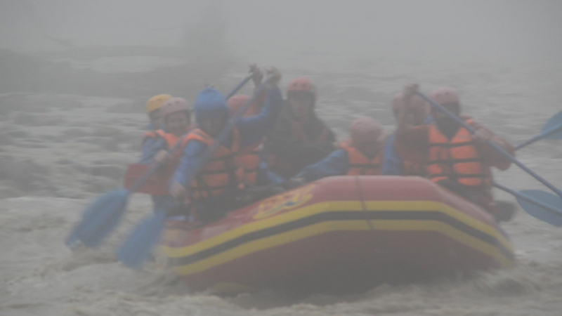 Рафтинг по реке Белой июнь 2018 г