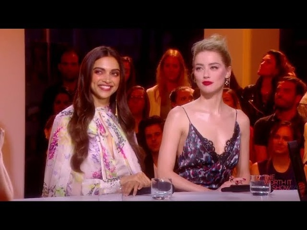 The Worth It Show by L'Oreal Paris | Deepika Padukone | Amber Heard