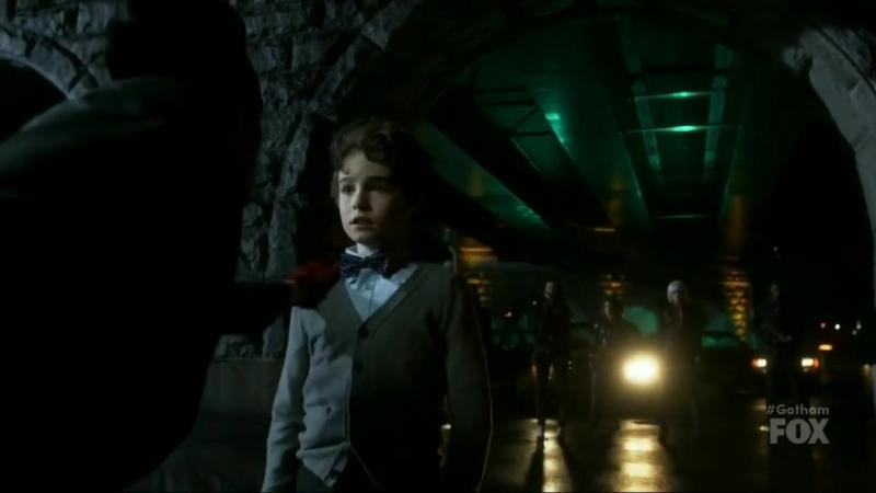 Gotham season 4x10 - Penguin Kills Martine