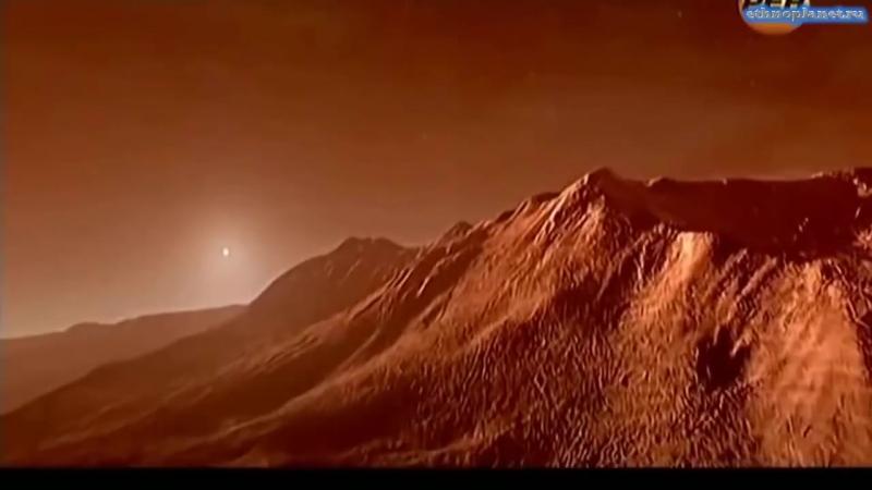 Марс - колыбель жизни на Земле