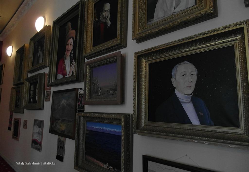 Картины на выставке, Рух Ордо 2018