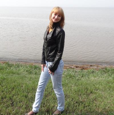 Анастасия Таратон, 26 сентября 1992, Владивосток, id156275609