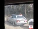 Разборка на дороге Покров м7 Горьковка