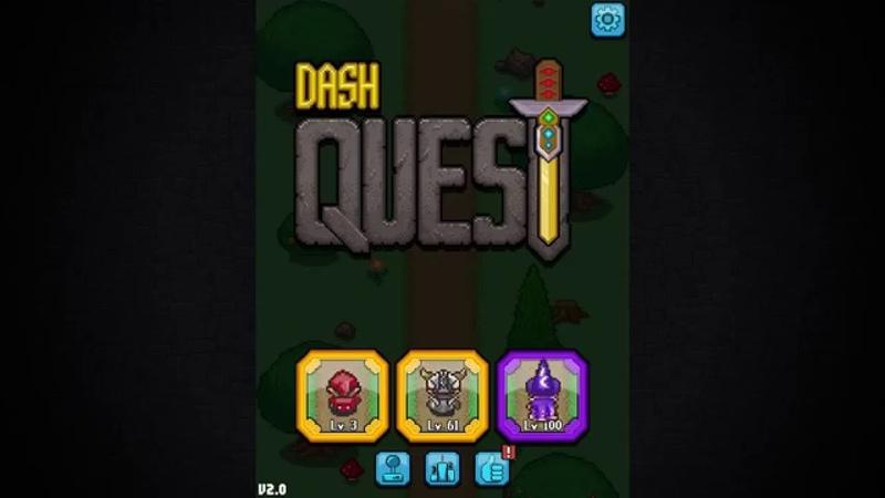 Dash Quest v2.0 Trailer