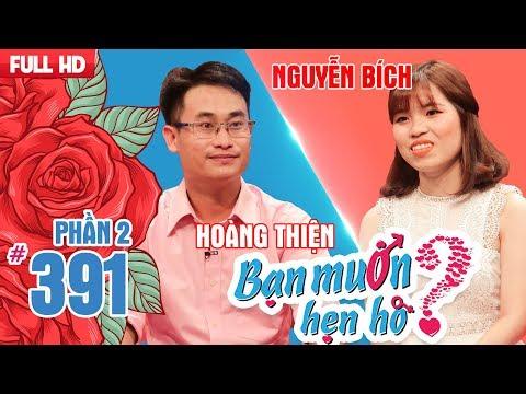Cô gái GIẬT MÌNH nghe bạn trai khai LƯỜI TẮM-NGOÁY MŨI-KHẠC NHỔ | Hoàng Thiện-Nguyễn Bích | BMHH 391