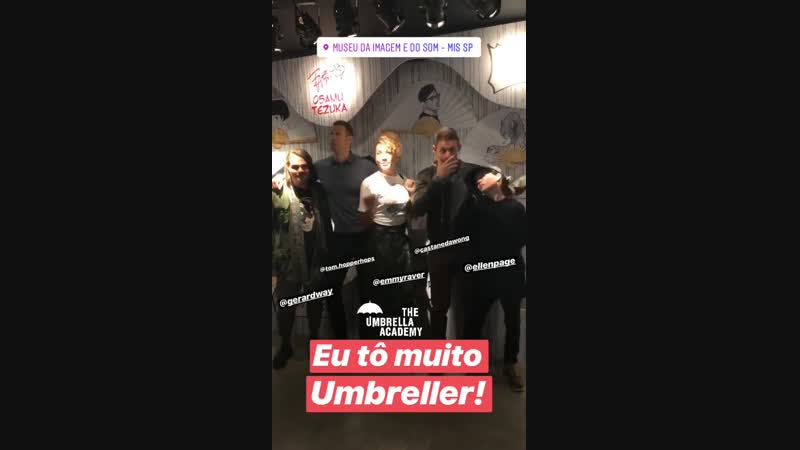 Netflix Brasil | Instagram Story | Dec. 09