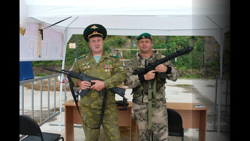 Военно патриотическое движение в Лысьве 2018г