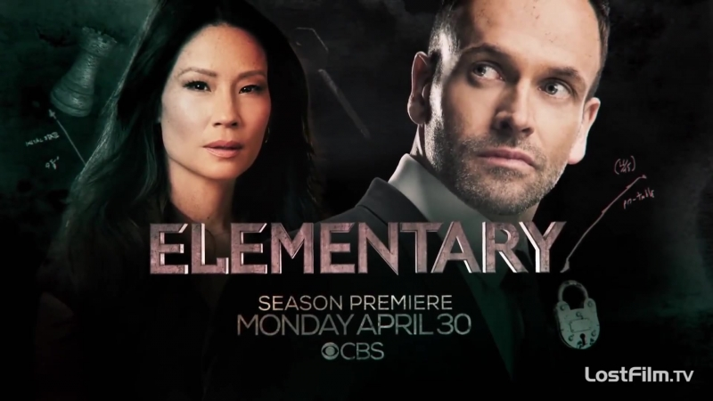 «Элементарно»: озвученный тизер к 6 сезону