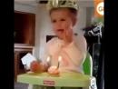 Дети vs свечи