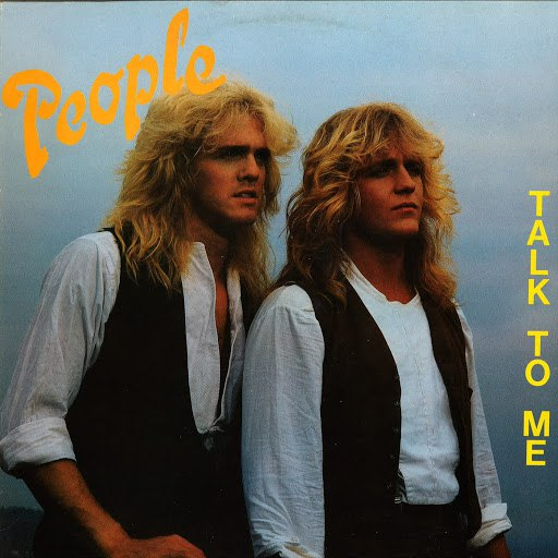 People альбом Talk To Me - People