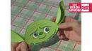 Открытка «Звёздные войны: Йода» / Postcard «Star Wars: Yoda» / DIY
