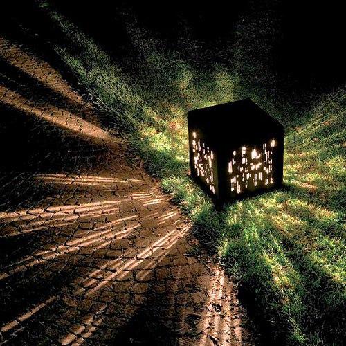 Аура ландшафтного освещения. (1 фото) - картинка